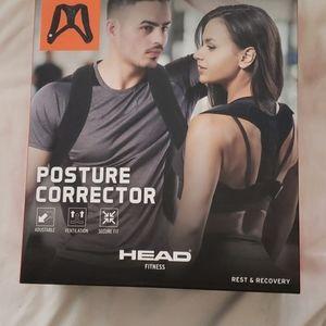 Head Fitness Adjustable Unisex Posture Corrector